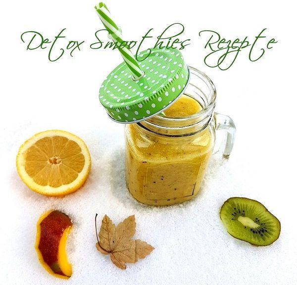 Detox Smoothies Rezepte