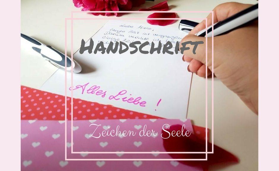 Handschrift Ray Schneider Schreibgeräte