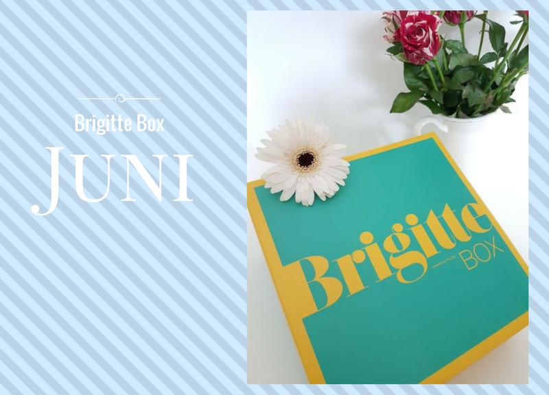 Brigitte Box Juni 2017