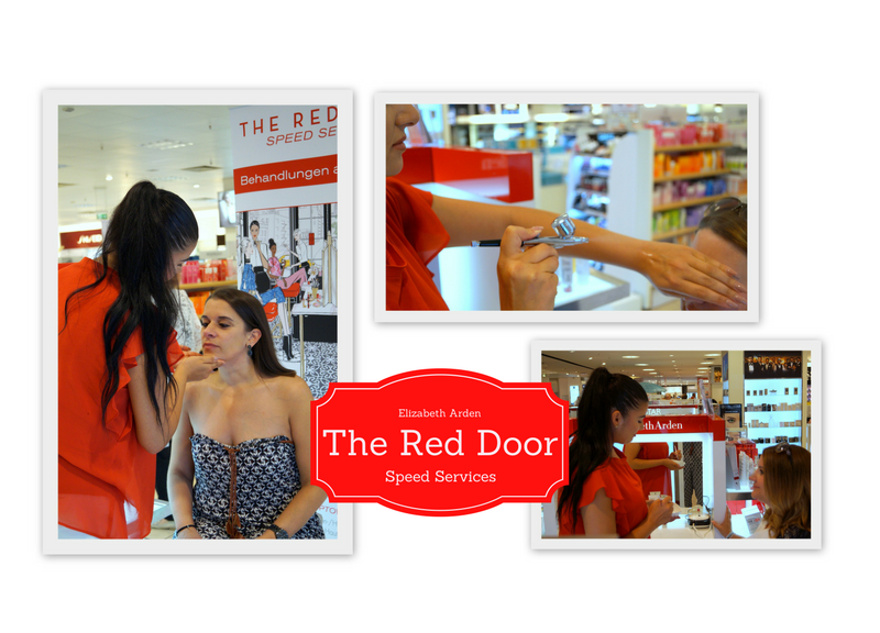 Elizabeth Arden The Red Door Speed Services
