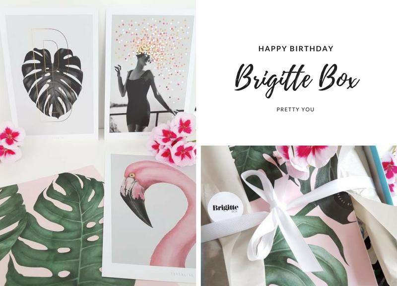 Brigitte Box August 2017