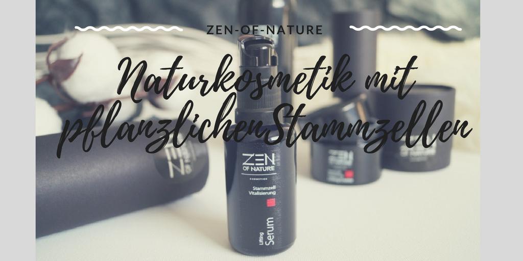 Zen of Nature – Straffung der Haut durch pflanzliche Stammzellen