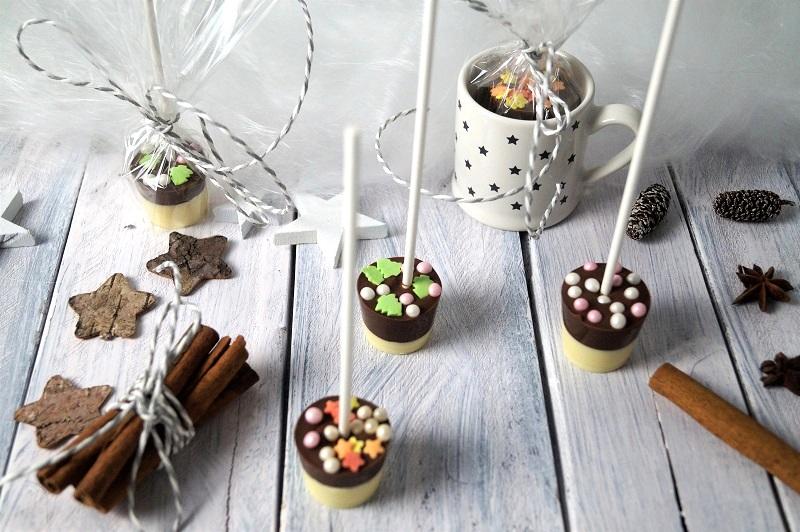 Trinkschokolade selbst herstellen