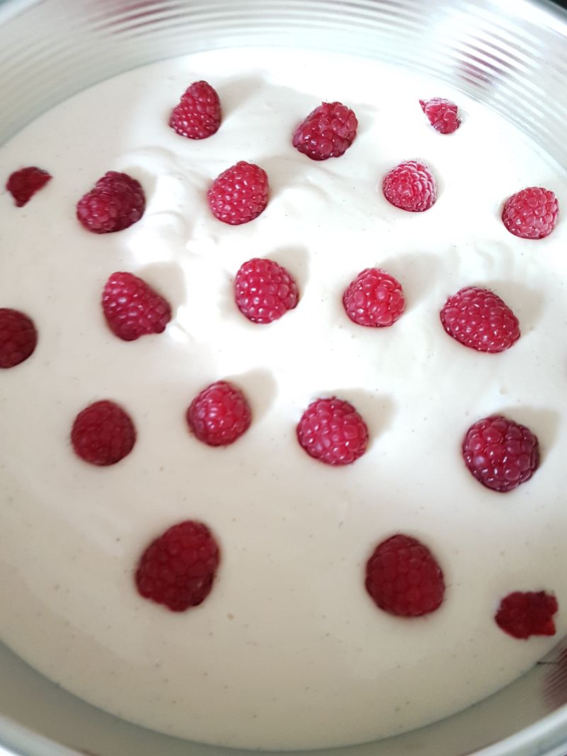 Skyr Himbeerkuchen Null Punkte Kuchen Von Weight Watchers Pretty You