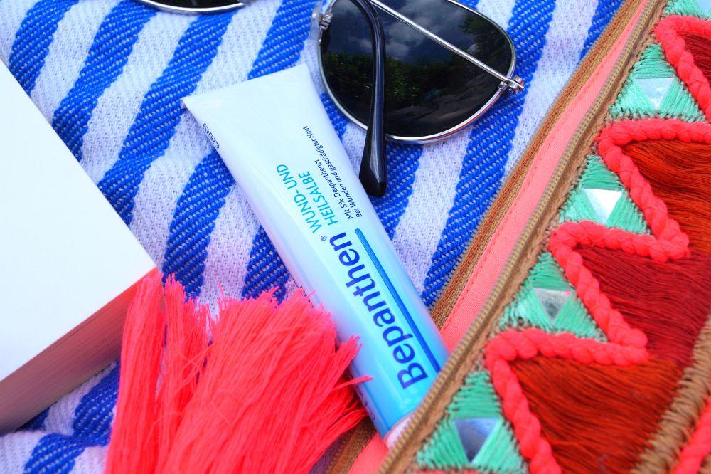 Bepanthen® Wund- und Heilsalbe Sonnenbrand