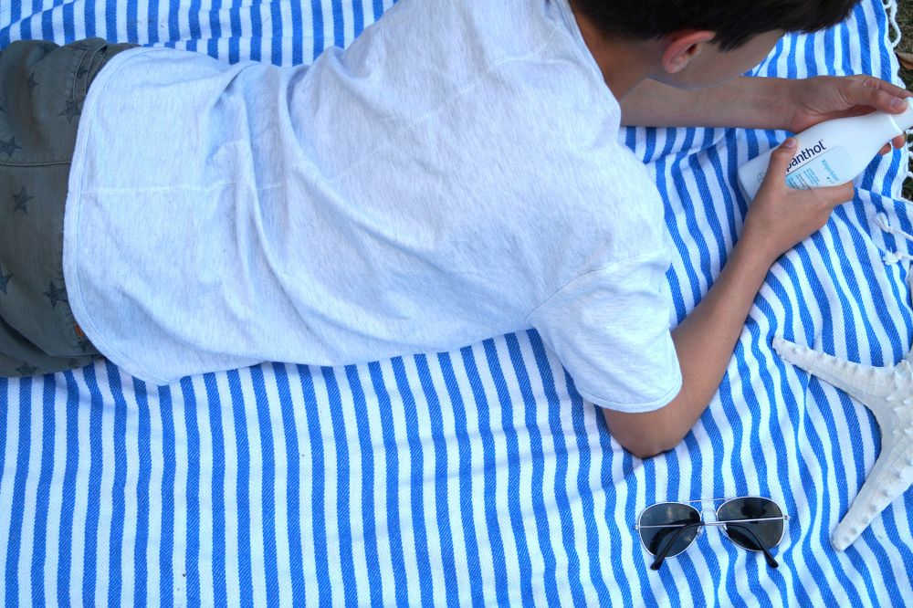Bepanthen Bayer Sonnenbrand Sonnenschutz Nachsorge