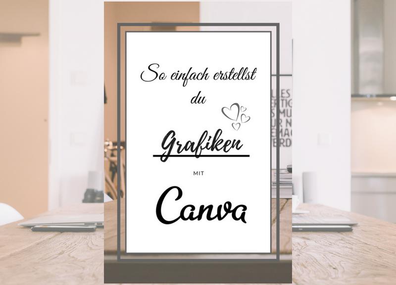 Social Media Grafiken mit Canva