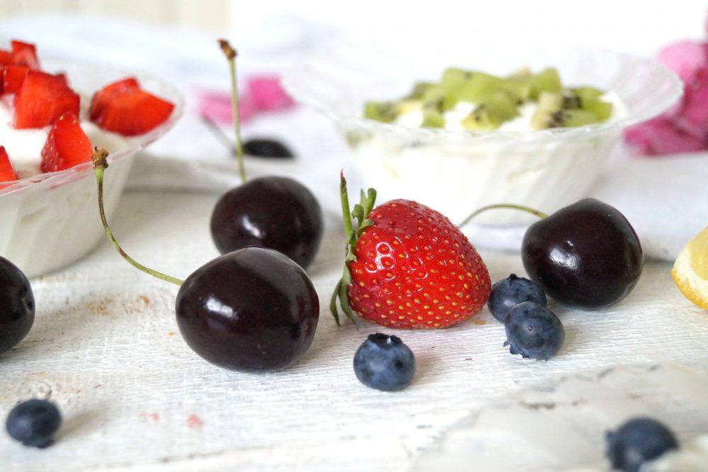 Frozen Joghurt Low Carb selbst herstellen