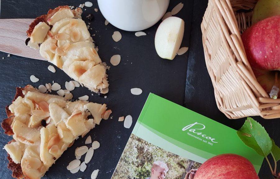 Rezept basischer Apfelkuchen Pascoe Naturmedizin