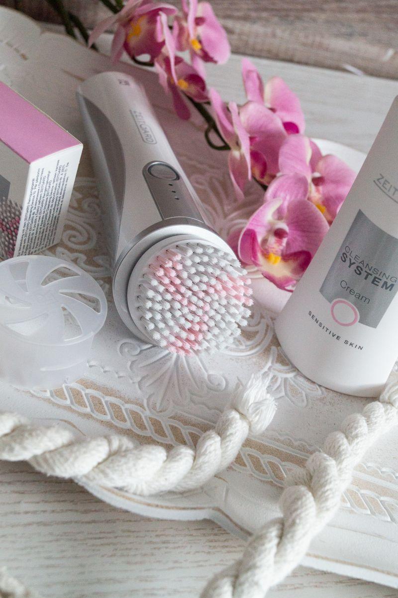 Elektrische Gesichtsreinigungsbürste - lohnt sich das? Mit LR Zeitgard - Pretty You