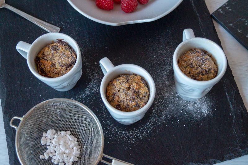 Tassenkuchen Schokolade 58products