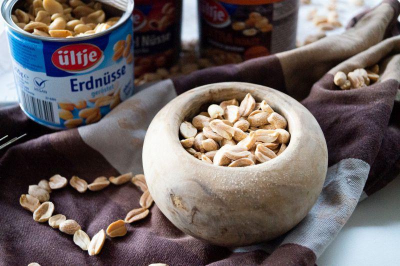 Erdnuss abnehmen ültje