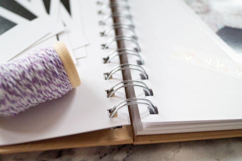 Scrapbook erstellen