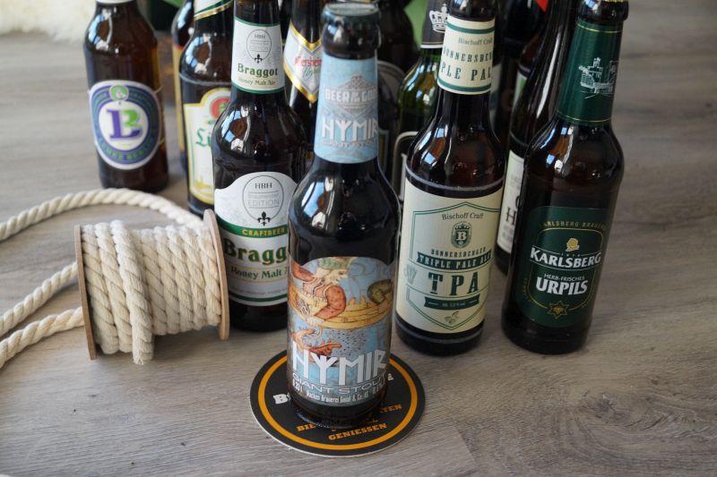 BierSelect Biergarten für Männer DIY