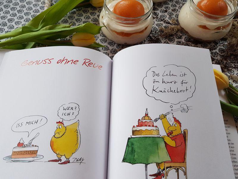 Käsekuchen im Glas ohne backen arsEdition