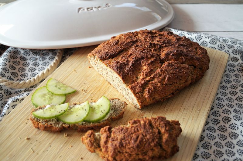 Low Carb Brot backen
