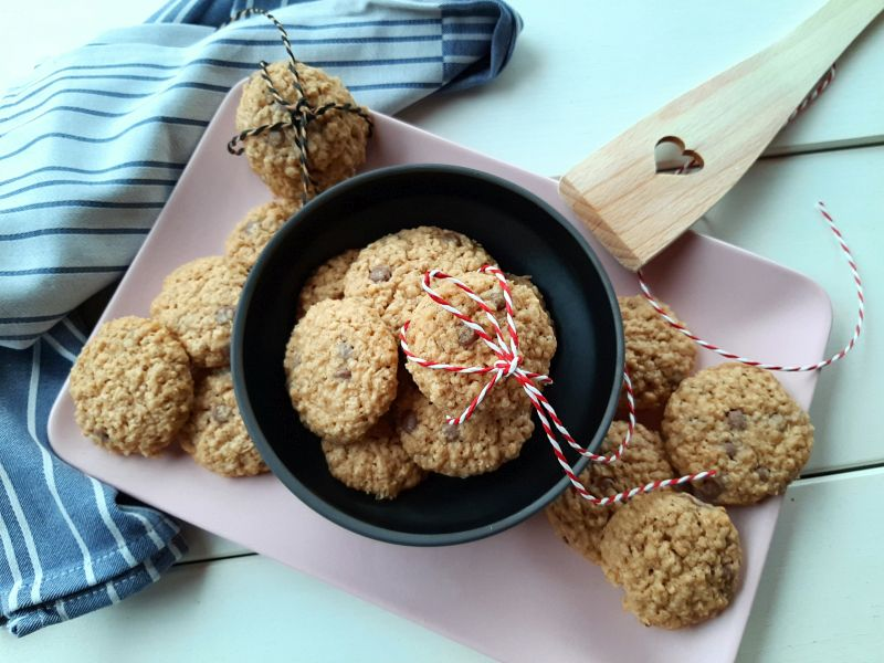 Haferflocken Cookies