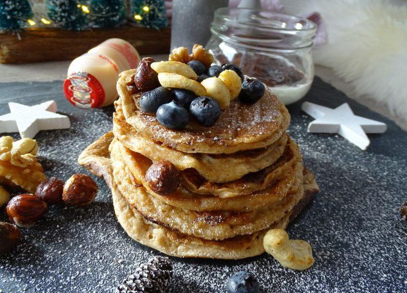 Yakult Pancakes