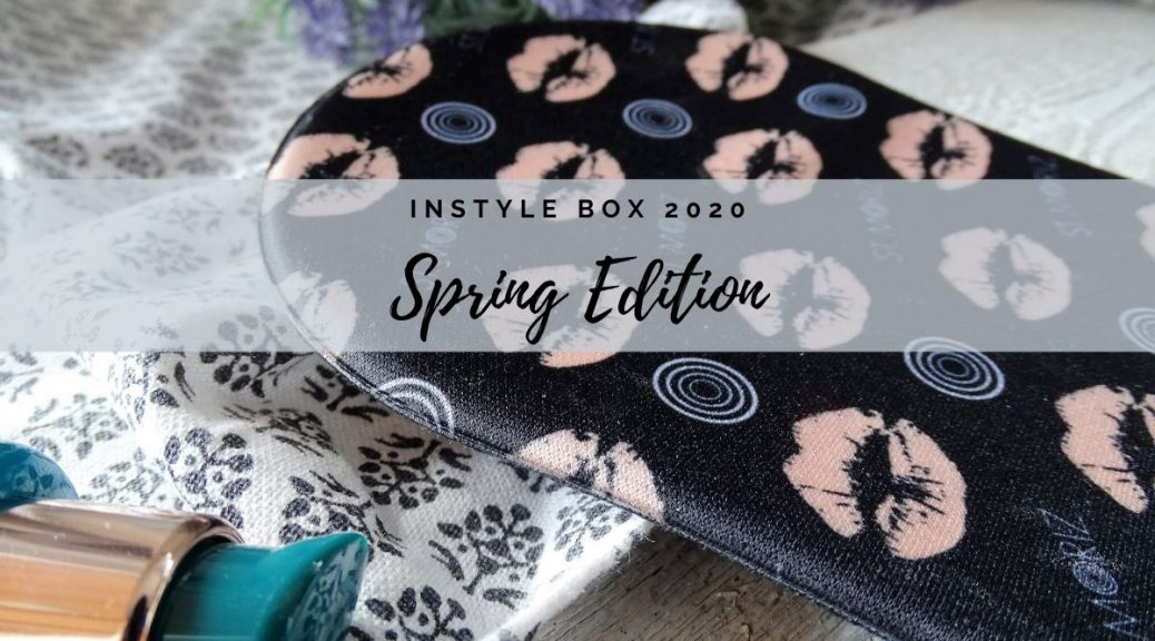 Instyle Box 2020 Spring Edition