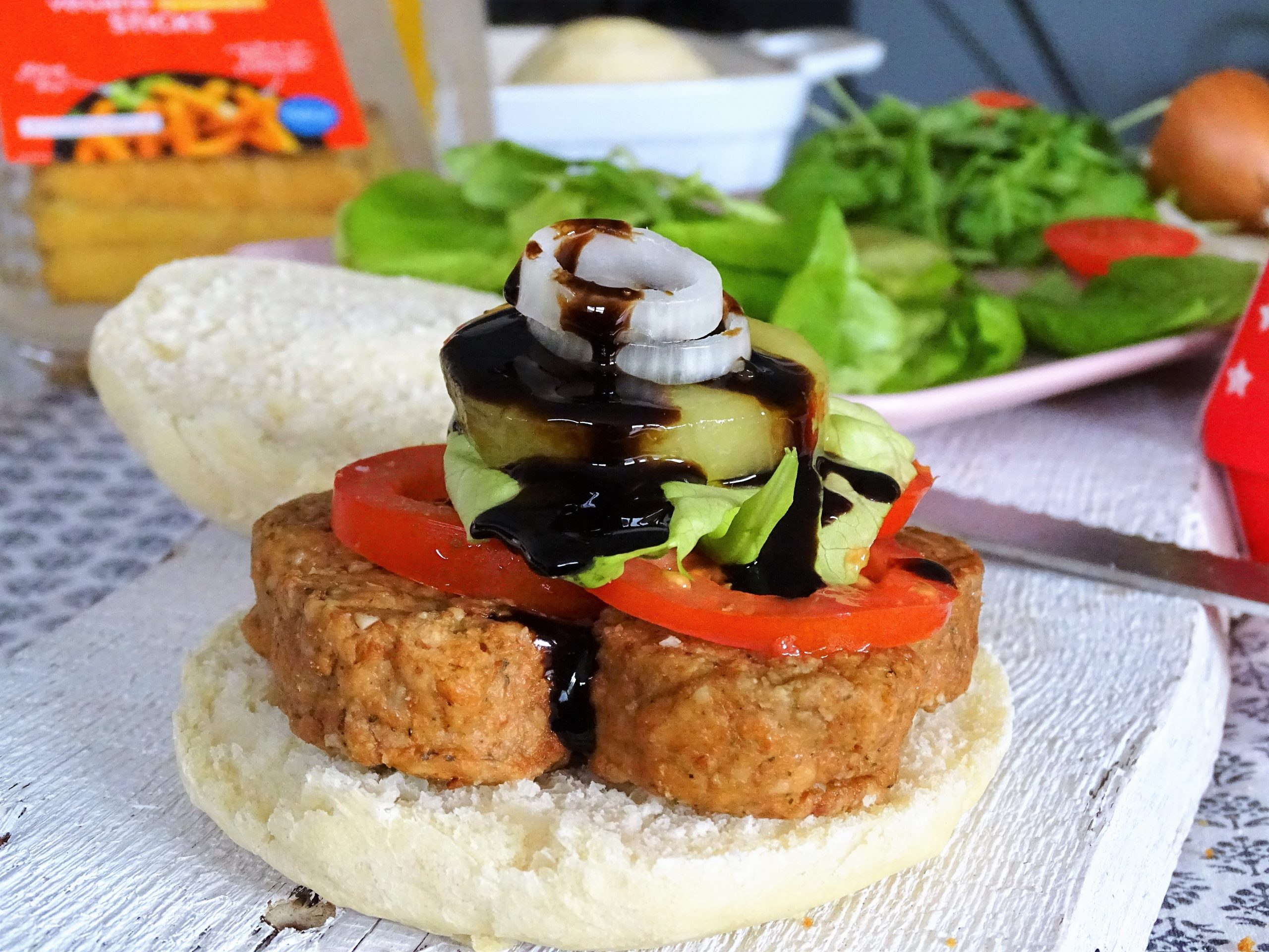 greenlegend_vegane Burger
