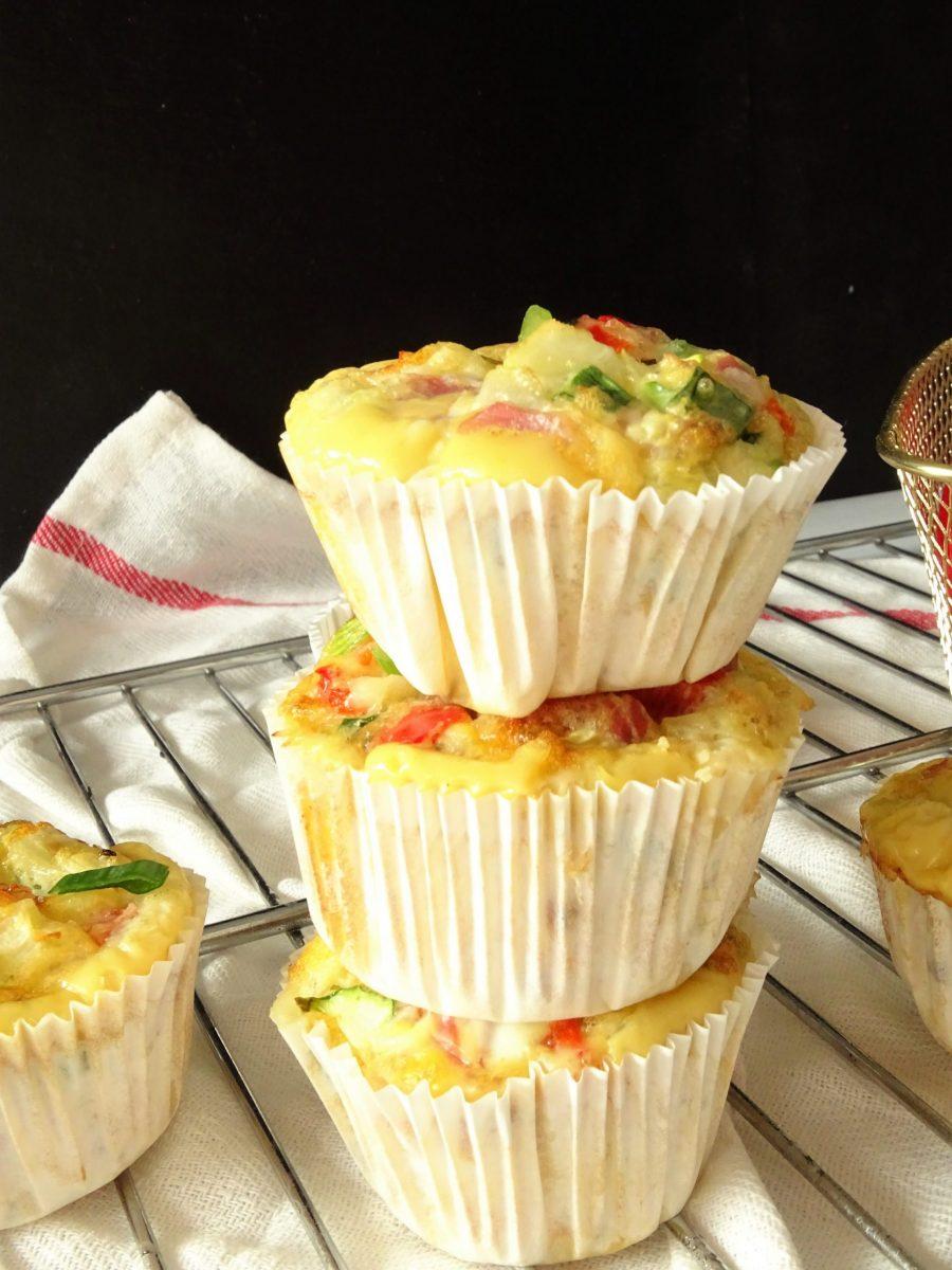 Deftige Low Carb Muffins_