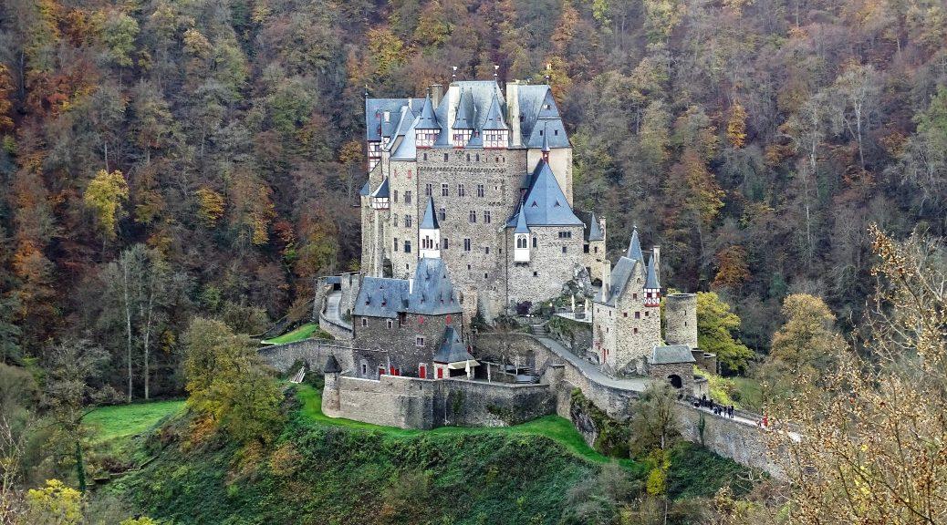 Sehenswerte Burgen in Rheinland-Pfalz Burg Eltz