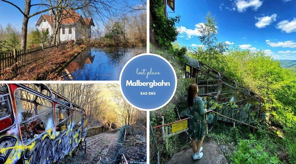 Malbergbahn in Bad Ems