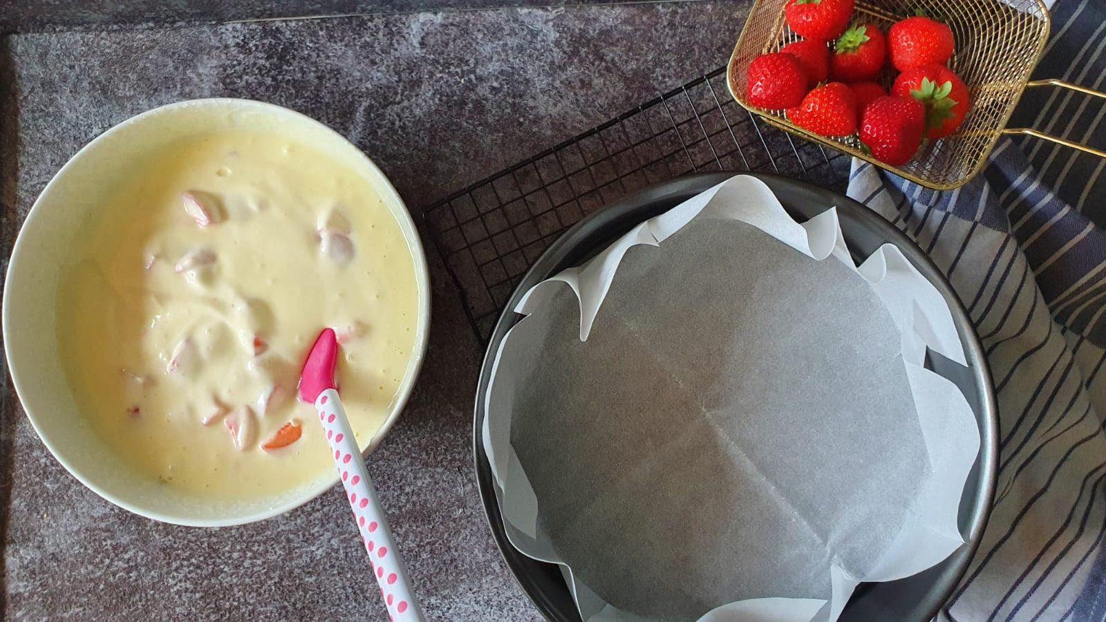 Skyrkuchen mit Erdbeeren 0 Punkte Weight Wachters